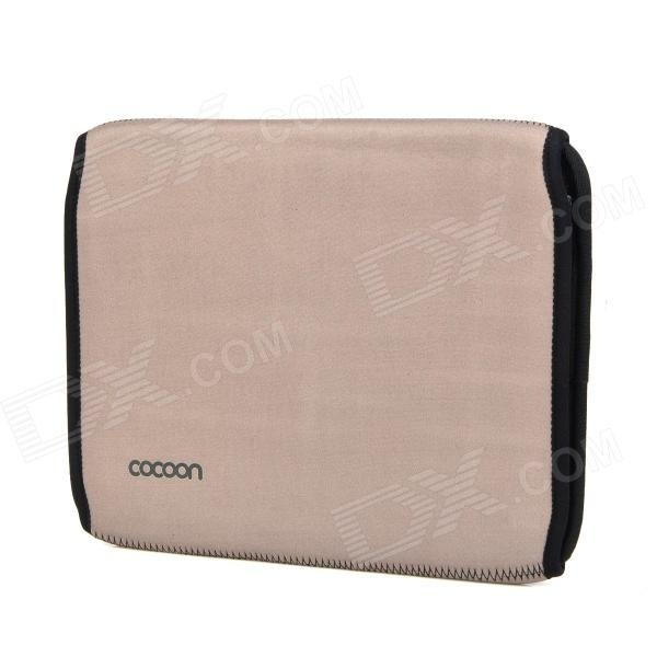 Cocoon YSDX-837 Creative Travel Storage & Sorting Plate w/ Velcro Pouch for Ipad + More - Grey
