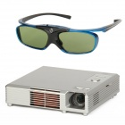 HBP503D 3D DLP PICO Projector with 3D Glasses - Silver