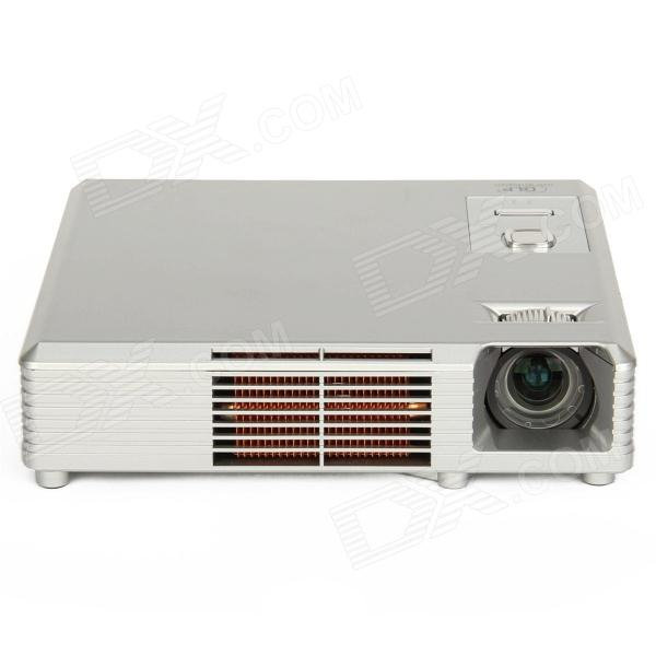 Hbp503d 3d dlp pico projector with 3d glasses silver for Dlp pico projector price