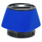 BT-03S Bluetooth v3.0 Bass 4.1-Channel Speaker w/ Microphone - Blue + Black