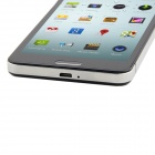 "T94 MTK6589 Quad-Core 4.2.1 Android Phone WCDMA Bar w / 5.0 ""HD, Wi-Fi et GPS - Black + Silver"