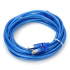 High Quality USB 2.0 Male to Female Extension Cable - Blue (480CM)