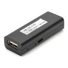 Mini portátil USB 2,0 150Mbps 3G/4G Wi-Fi Router Wireless - preto
