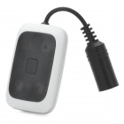 CT-32 Mini Waterproof MP3 Player - White + Black (4 GB)