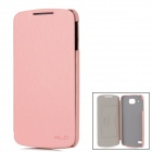 KALAIDENG Enland Series Fashionable Protective PU Leather Case for Lenovo S920 - Pink