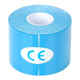 ConST NW-1 Cotton Cloth Therapy Muscle Tape - Blue (5 x 500cm)