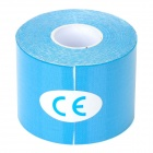 ConST NW-1 Cotton Cloth Therapy Muscle Kinesio Tape - Blue (5 x 500cm)