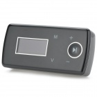 "CH-C70 C70 1"" Screen Waterproof MP3 Player w/ Touch Button / FM - Black (4 GB)"