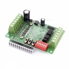 TB6560 3A Single-Axis controlador Stepper Motor Driver Board - Verde + Preto + Vermelho