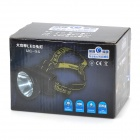 WeiQiang WQ-Q6 Rechargeable 80lm 3-Mode White LED Headlamp - Noir
