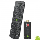 QC802T Quad-Core Android Mini PC Google TV Player w/ 2GB RAM / 8GB ROM / Air Mouse / US Plug