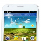 "MIZ Z3 MTK6589 Quad-Core Android 4.2.1 WCDMA Bar Phone w/ 5.8"" HD, Wi-Fi and GPS - White"