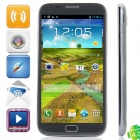 "MIZ Z3 MTK6589 Quad-Core Android 4.2.1 WCDMA Bar Phone w / 5.8 ""HD, Wi-Fi und GPS - Grau"