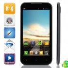 "AMOI N828 Quad-Core Android 4.2.1 WCDMA Smartphone w/ 4.5"" Screen, Wi-Fi and GPS - Black"