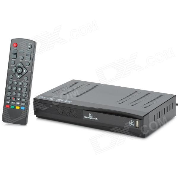 HD DVB-T2 Terrestrial Digital TV Receiver w/ HDMI / RCA / USB / PVR for Russia / Europe / Thailand комплект трусов 3 шт infinity kids infinity kids in019egxup07