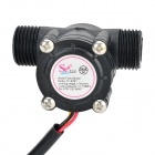 FS03 Water Flow Sensor - Black (Hot Water Type)