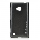 ROCK Protective Plastic Back Case for Nokia Lumia 720 - Black