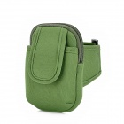 HY Protective Outdoor Sports Nylon Armband for Cell Phone - Army Green