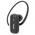 Gblue Q58 Mini Bluetooth V2.1 + EDR Single Track Earbud Earphone - Black