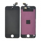 Replacement LCD Touch Screen + Back Cover Module w/ Tools Kit for iPhone 5 GMS Version - Black