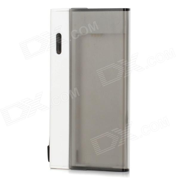 Portable Battery Charger for BlackBerry Z10 - White + Grey