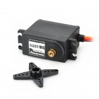 Power HD HD-6001MG Speed Metal Gear Servo w/ Accessories Set  for 1:10 Drift R/C Car / SUVs - Black