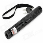 SD-303 5-in-1 5mW Red Light Adjustable Focus Starry Sky Laser Flashlight - Black