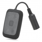 CT-32 Waterproof Rechargeable MP3 Player - Black + Deep Grey (4GB)