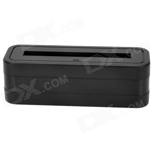 TEMEI Mini Battery Charger for Samsung S3 i9300 - Black