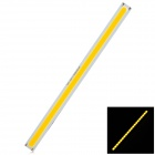 DIY 4W 3500K 360lm Warm White COB LED Strip - Yellow + White  (DC 15~17V)