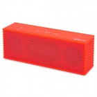 BiJELA HT-1053 Rechargeable Wireless Bluetooth V2.1 Music Speaker Player with TF Slot - Red