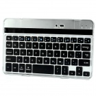 YERJ-N7+ Wireless Bluetooth V3.0 59-Key Keyboard for Google Nexus 7 - Silver + Black