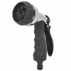 High Pressure Car Washing Handheld Water Gun - Black