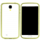 Protective Aluminum Alloy Bumper Frame for Samsung Galaxy S4 i9500 - Green