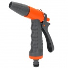 High Pressure Car Washing Water Gun Set - Orange + Grey