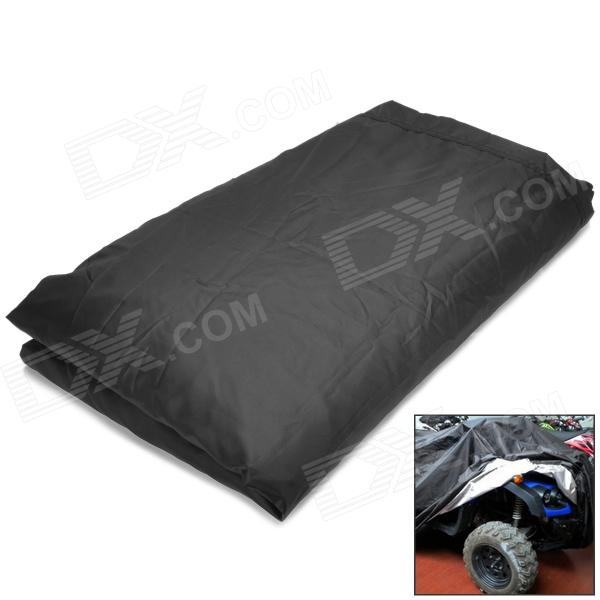 Dust-Proof Rainproof Motorcycle Cover for All-Terrain Vehicle / Quad Bike - Black (Size XXL) inov 8 рюкзак all terrain 25 black