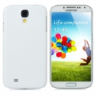 TEMEI Skin Style Protective PC Hard Back Case for Samsung Galaxy S4 i9500 - White