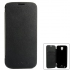 Protective Rechargeable 5V 4800mAh Battery Power Pack Case w/ Switch for Samsung i9500 - Black