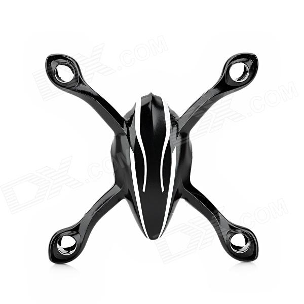 Hubsan H107-A31 Protective Plastic Body Shell for Hubsan X4 H107 - BlackOther Accessories for R/C Toys<br>BrandHubsan ModelH107-A31Quantity1 Piece(s)/packColorBlack MaterialPlastic Compatible deviceHubsan X4 H107  FunctionsProtection,decoration CertificationCE / FC Packing List1 x Body shell<br>