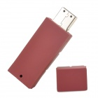 Chocolate Shaped USB 2.0  Flash Drive - Coffee (8GB)