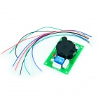 Smoke Sensor Module w/ Relay Output - Green + Black