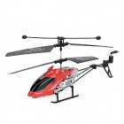 JH WXD J287-1 2-CH IR Remote Control R/C Helicopter - Red