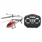 JH J287 3.5-CH IR Remote Control R/C Helicopter w/ Built-in Gyro - Red