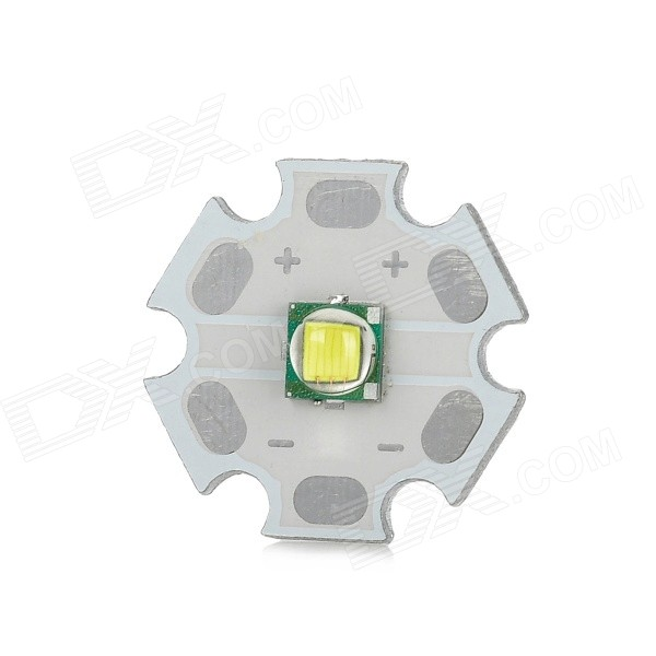 20mm 10W 950lm LED White Bulb Aluminum Board