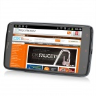 "iNew i4000 Quad-Core Android 4.2 WCDMA Bar Phone w/ 5.0"" FHD IPS, 16GB ROM, Wi-Fi, GPS - Black"