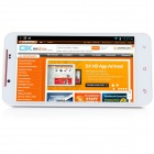 "MIZ Z2 MTK6589 Quad-Core Android 4.2.1 WCDMA Bar Phone w/ 5.0"" HD , Wi-Fi, FM and GPS - White"