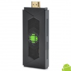 CS868 Android 4.1 A31 Android TV Player w / Wi-Fi / FM-Black (US-Stecker)
