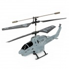 UD U809A 3.5-CH Iphone Remote Control R/C Helicopter w/ Launcher / Light