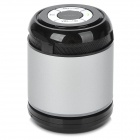 SSK B1 Wireless Bluetooth V3.0 Music Speaker w/ Phone Call Function - Black + Silver
