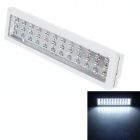 RL RL-5308 2-Mode 3.6W 360lm 6500k 36-Straw Hat LED White Light Lamp - White + Silver (EU Plug)
